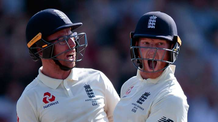 Ben Stokes and Jack leach, England Player- India TV