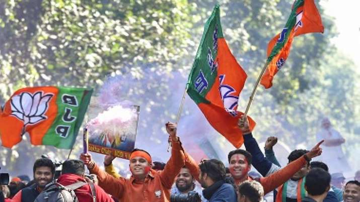 Campaign against Trinamool, NRC paid off, says Bengal BJP on membership drive | Facebook- India TV