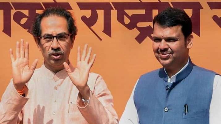 If BJP Shiv Sena contest together then aim to win 250 plus seats in Maharashtra says Rajnath Singh- India TV