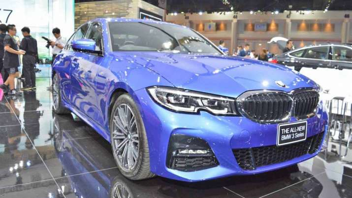 BMW launches new 3 series sedan priced Rs 41.4 lakh onwards- India TV Paisa