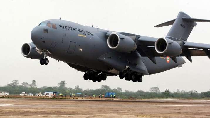 Boeing C-17 Globemaster III- India TV