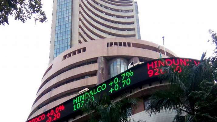 BSE Sensex settled at 37311, NSE Nifty reclaimed the 11,000-mark- India TV Paisa