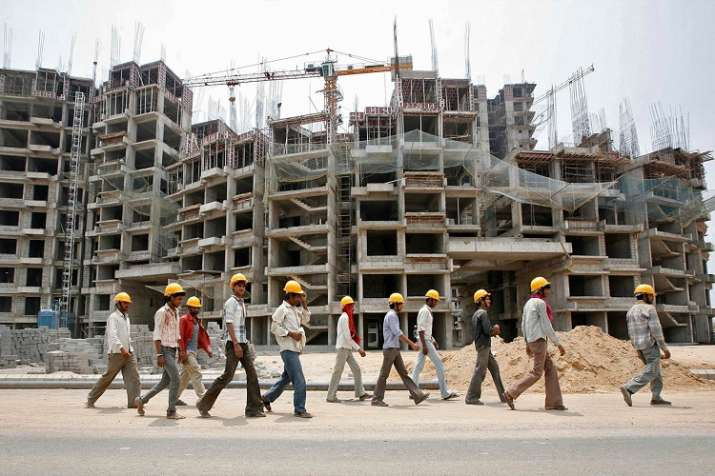 BUILDING CONSTRUCTION । FILE PHOTO- India TV Paisa