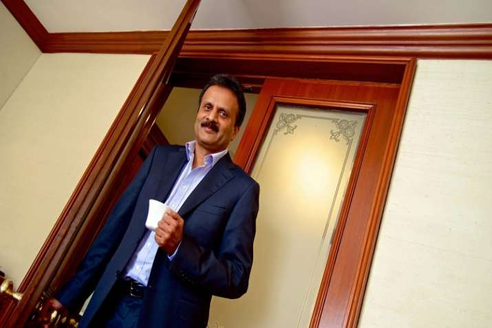 CCD founder VG Siddhartha । File Photo- India TV Paisa