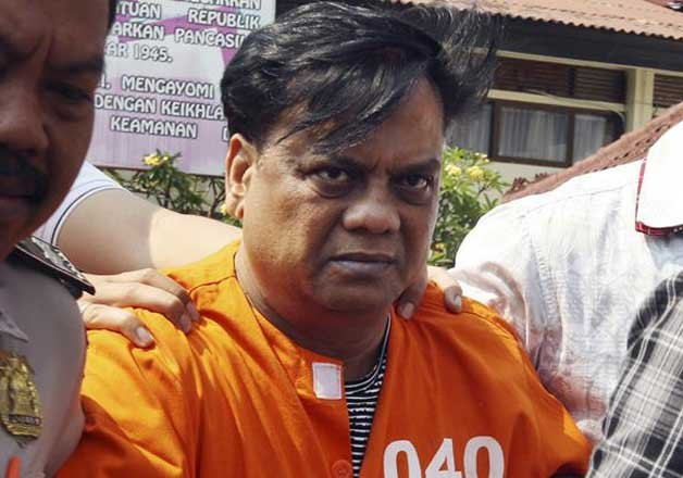 Gangster Chhota Rajan convicted in Murder Case- India TV