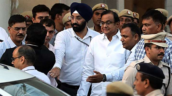 Supreme Court extends till Wednusday interim protection from arrest to Chidambaram in INX Media mone- India TV