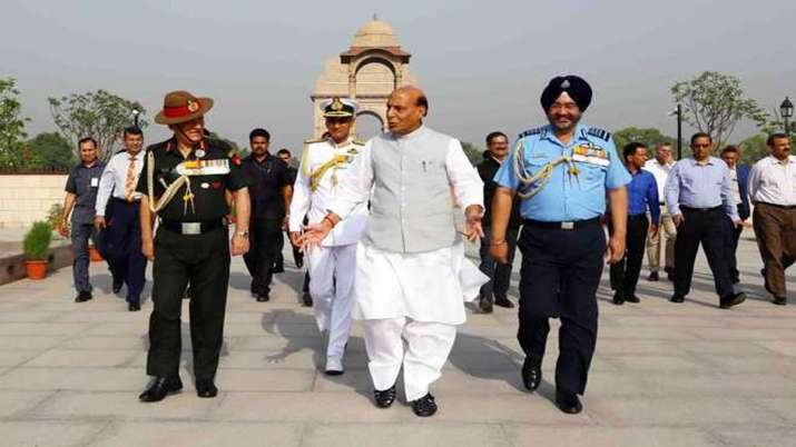Chief of the Defence Staff post announced by PM Modi during hi Independence Day speech from Red Fort- India TV