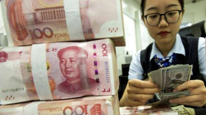 China's yuan falls to lowest level in 11 years- India TV Paisa