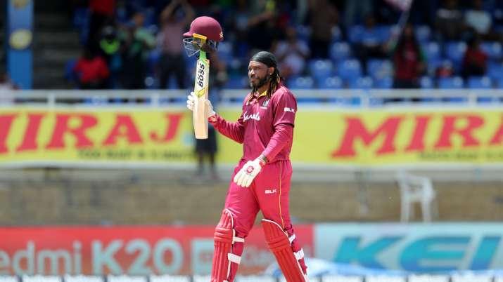 क्या आज वनडे क्रिकेट से संन्यास लेंगे क्रिस गेल, आउट होने के बाद भारतीय टीम ने कुछ इस अंदाज में दी ब- India TV
