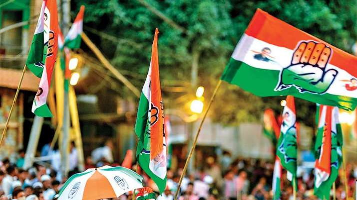 Congress workers fight each other outside party office in Jharkhand, says Police   PTI Representatio- India TV