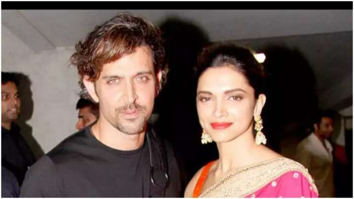 Hrithik roshan and Deepika padukone- India TV