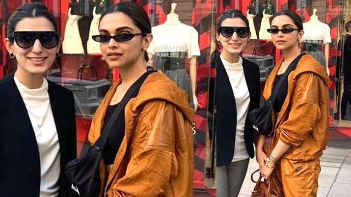 लंदन में फैन के साथ...- India TV