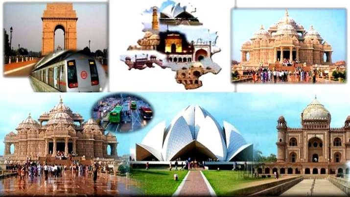 Delhi Tourist Places- India TV