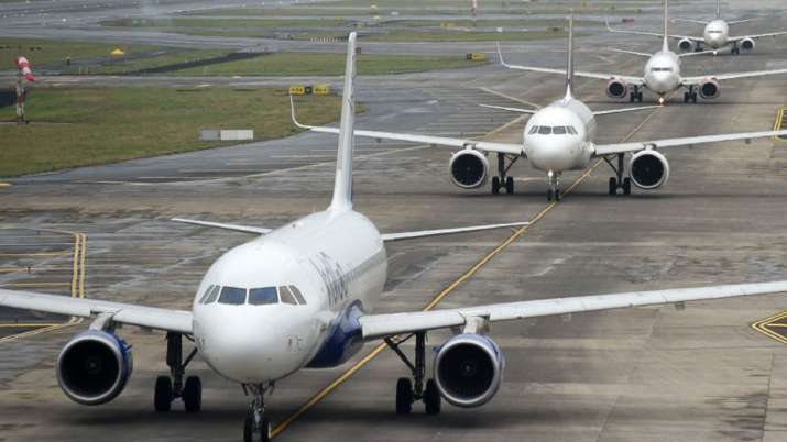 DGCA advises airlines to be ready to operate extra flights from Srinagar- India TV
