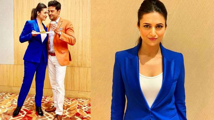 Divyanka tripathi - India TV