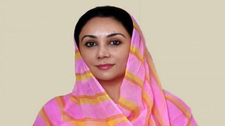 BJP MP Diya Kumari claims her family descended from Lord...- India TV