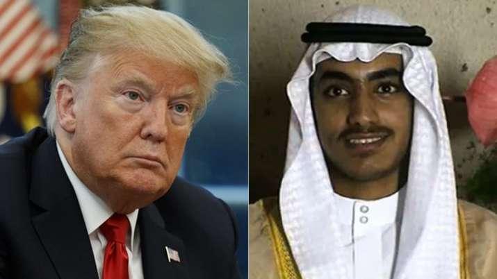 Osama bin Laden's son Hamza was very threatening to US, says Donald Trump | AP File- India TV
