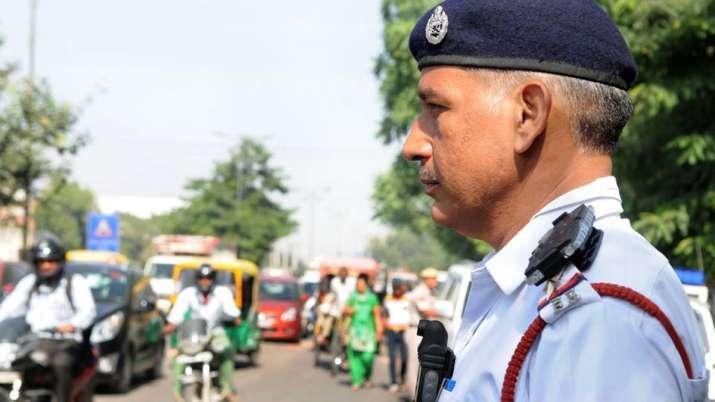 Delhi Traffic Police issues advisory for Janmashtami- India TV