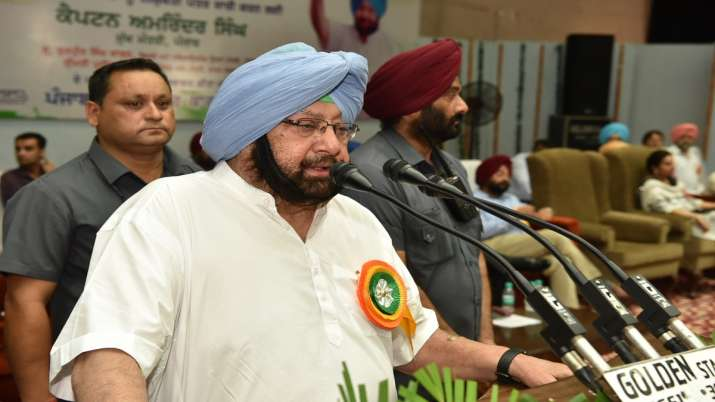 captain amarinder singh- India TV