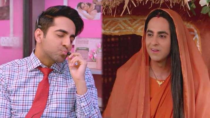 Ayushmann Khurrana in Dream Girl Trailer- India TV