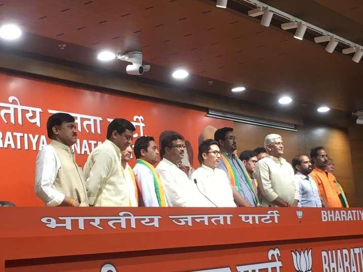 PDP Leaders- India TV