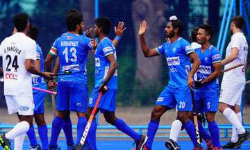 Hockey Team India- India TV