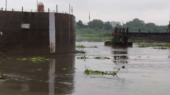 Water level raise in Yamuna river in Delhi- India TV