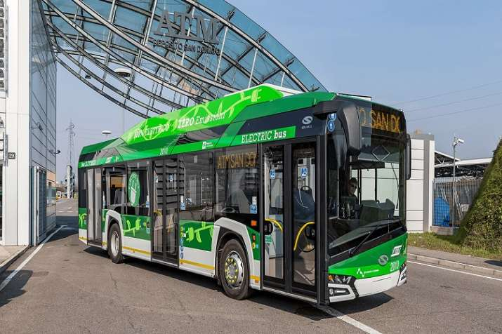 Central Government approves 5,595 electric buses in 64 cities under FAME India's second phase- India TV Paisa