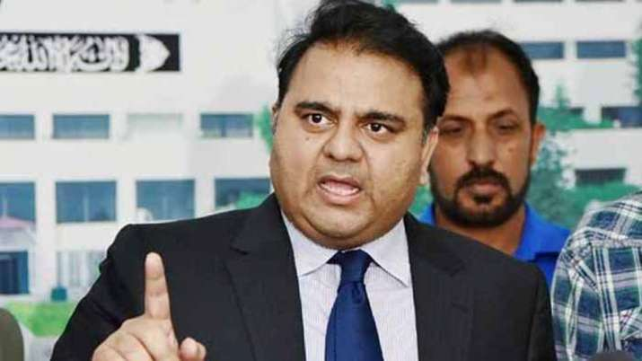 Fawad Chaudhry statement on Jammu and Kashmir- India TV