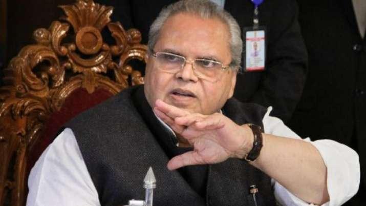 Governor Satya Pal Malik- India TV