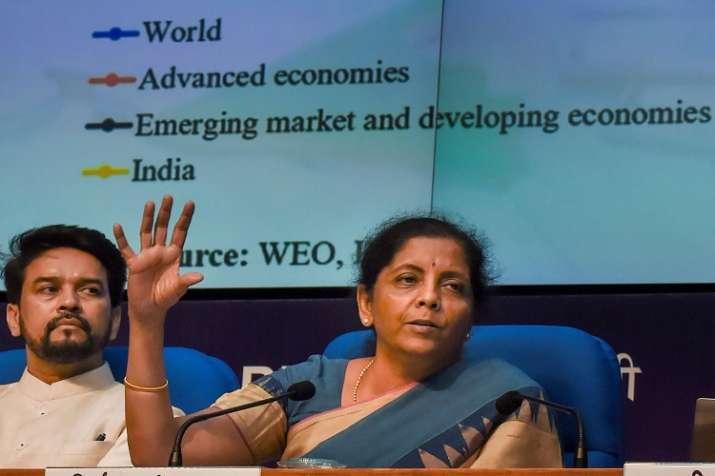 Finance Minister Nirmala Sitharaman- India TV Paisa