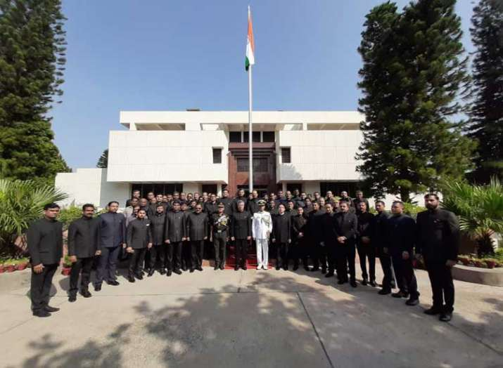 The 73rd Independance Day of India was celebrated with...- India TV