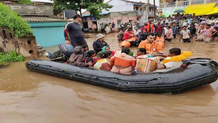 Flood- India TV