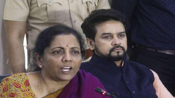 FM Nirmala Sitharaman to tax authorities, Don't overreach, overstate - India TV Paisa