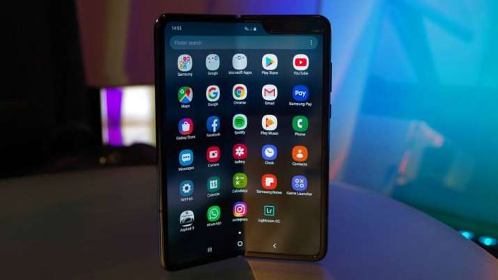 Samsung Galaxy Fold could launch in September- India TV Paisa