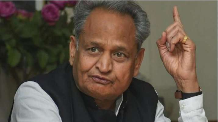 Rajasthan CM Ashok Gehlot- India TV