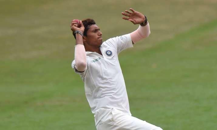 Navdeep Saini, Indian Cricketer- India TV