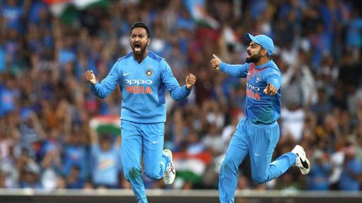 क्रुणाल पांड्या- India TV