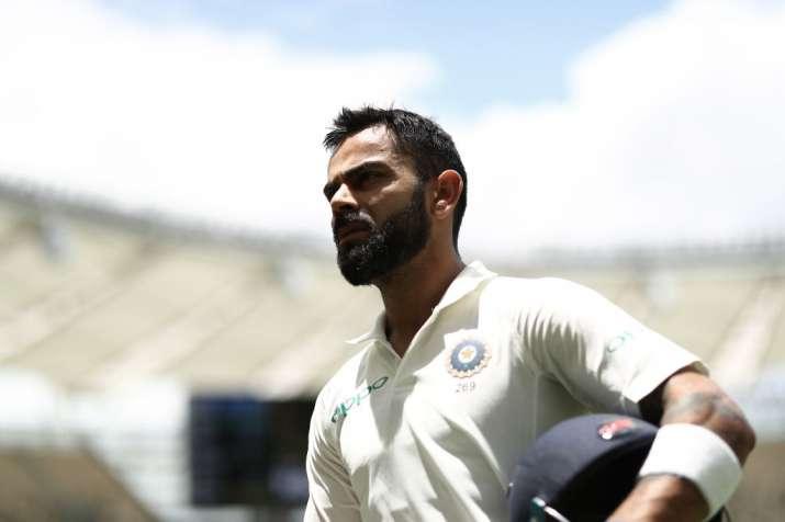 टेस्ट में धोनी के बराबर पहुंचने के करीब विराट कोहली- India TV