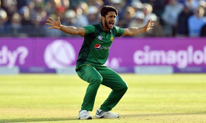 Hasan Ali, Pakistani Cricketer- India TV