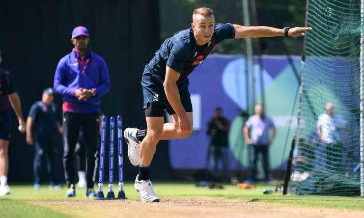 Tom Curran, England Player- India TV