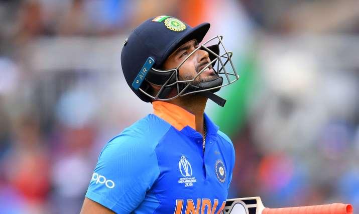 Rishabh Pant, Team India- India TV