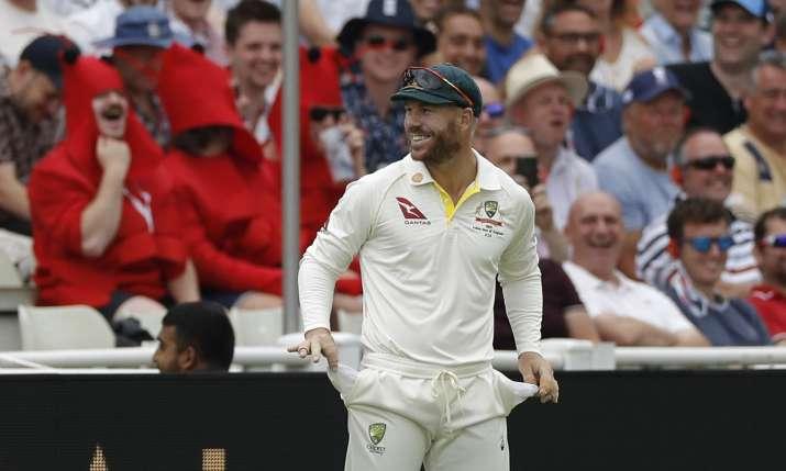 David Warner, Australia- India TV