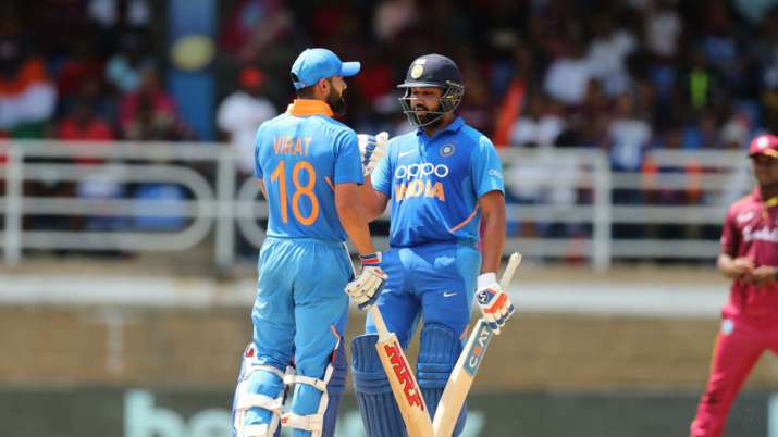 Virat Kohli and Rohit Sharma- India TV