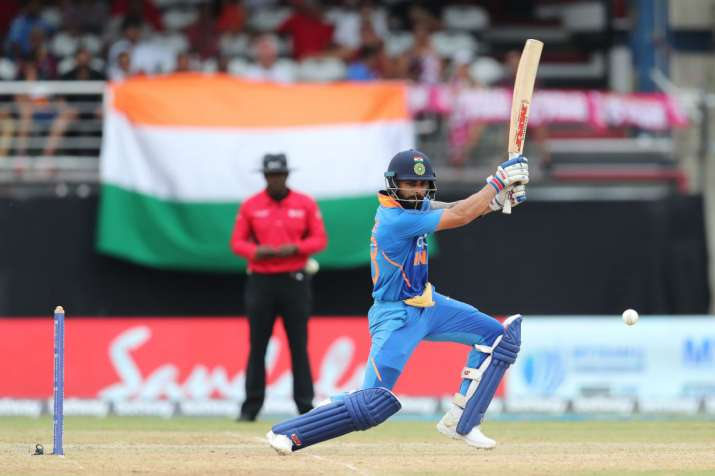 IND vs WI 3rd ODI: विराट कोहली का रिकॉर्डतोड़ प्रदर्शन जारी, 43वां वनडे शतक जड़ कर डाली सचिन के रिकॉ- India TV