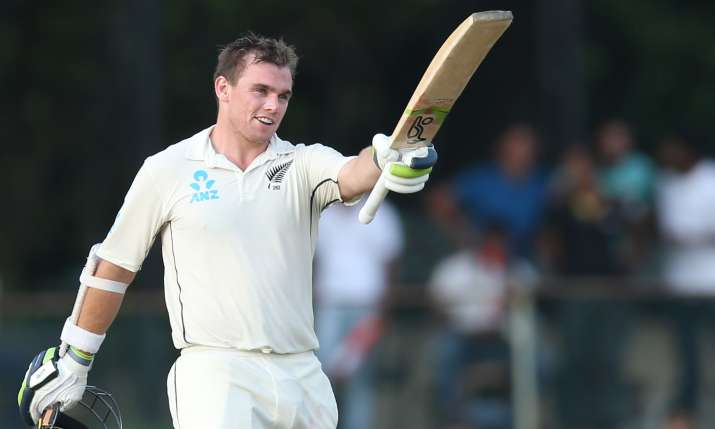Tom Latham, Newzealand Batsmen- India TV