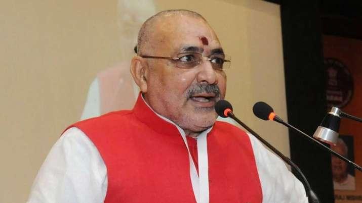Giriraj Singh- India TV