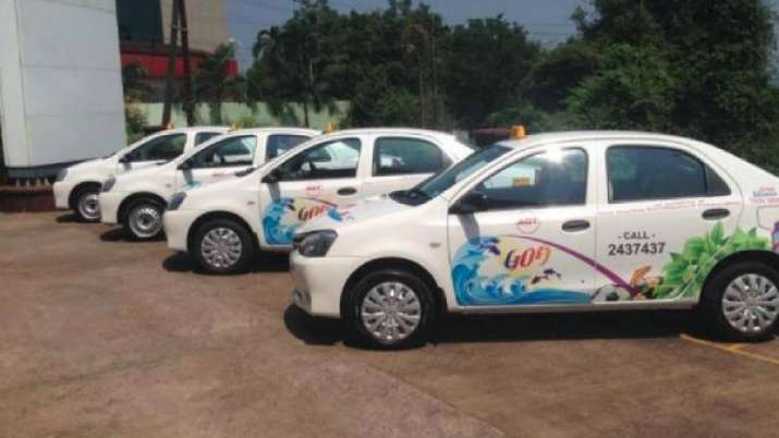 गोवा में टैक्सी चालकों की हड़ताल, ऐप आधारित सर्विस बंद करने की मांग- India TV