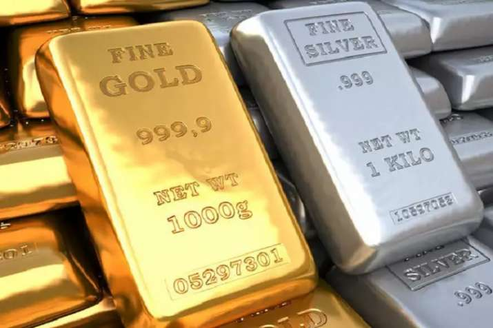 gold & silver price down after federal reserve cuts rates- India TV Paisa