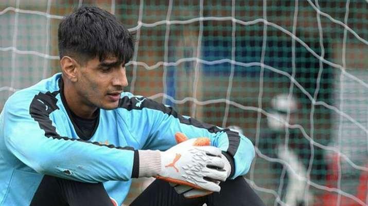 उम्मीद है मेरा अर्जुन पुरस्कार उभरते हुए फुटबॉलरों को प्रेरणा देगा: गुरप्रीत - India TV